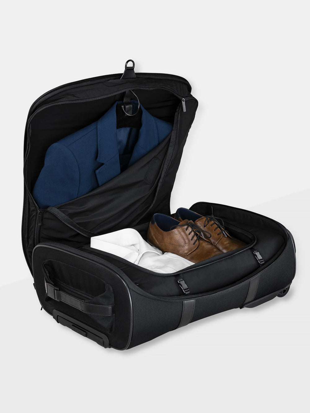 legacy c38 carry on luggage for suits