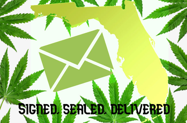 Pot Petitions Hit Mailboxes Across Florida
