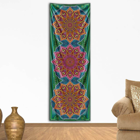 Mandala Magic Tapestry