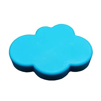 Silicone Container - Large Cloud