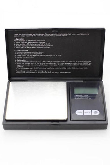 Genie  CS-100 pocket scale