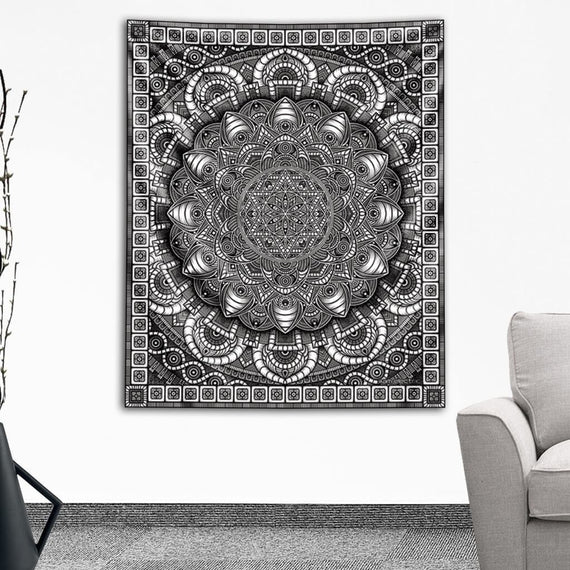 What Lies Beneath Tapestry