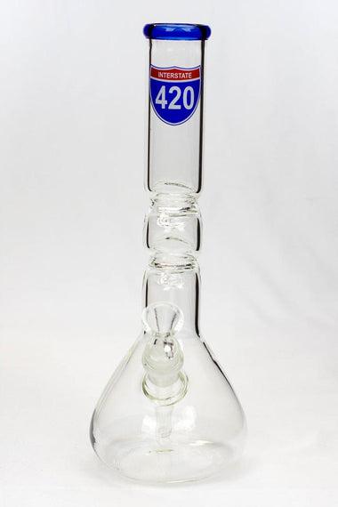Kink Zong Glass Bong