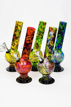 "7.5"" acrylic water pipe-FDY01"