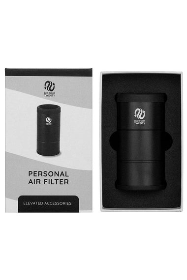 Eco Four Twenty Starter Set Personal Air Filter with eco-friendly replacement filter system