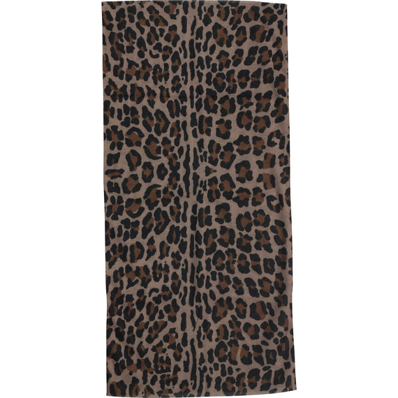 FULL NECK GAITER Face Mask - LEOPARD TIGER PRINT
