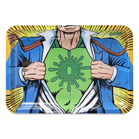 "OOZE - ""Captain O"" - Metal Rolling Tray - Small, Medium or Large (1 Count)"