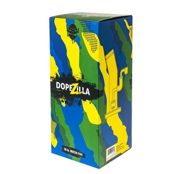 "Dopezilla - ""Ogre"" - 10""  Dab Rig - Various Colors (1 Count)"