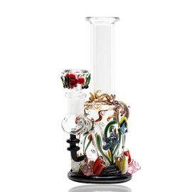 Empire Glassworks Mini Dab Rig - Under The Sea