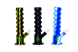 Alien Ape Silicone Waterpipe - Slinkie (Large)