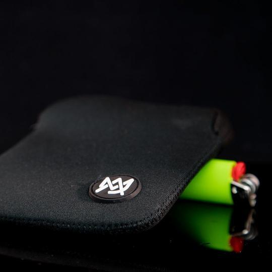 MJ Arsenal Padded Zipper Pouch