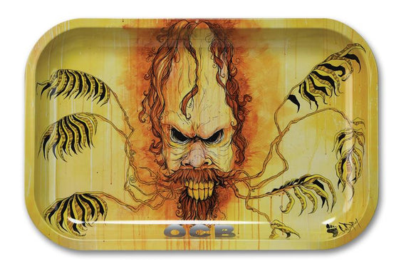 OCB Rolling Tray - Sasquatch Artist Series  (Small, Medium or Large) (1 Count)