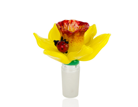 Empire Glassworks Daffodil Bowl