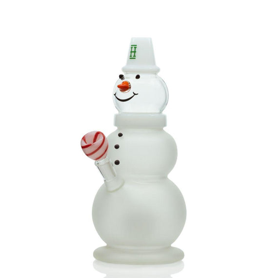 Hemper Snowman XL Water Bubbler - Various Colors - 1 Count