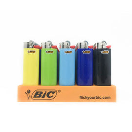 Bic Lighter Maxi Classic Assorted Colors (50 Count)