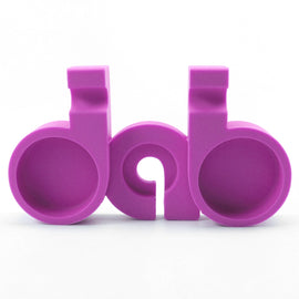 NoGoo Silicone Dab Station - Purple