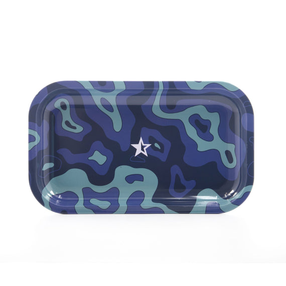Famous Design Fabric Rolling Tray - Small or Medium Tray - (1 Count)