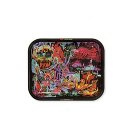 Raw X GhostShrimp 2 Metal Large Rolling Tray