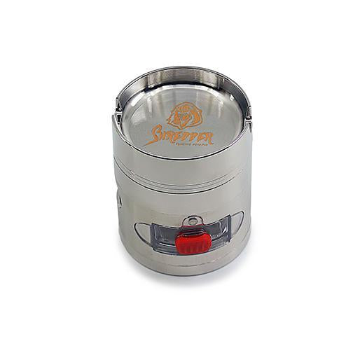 "Shredder - Ashtray Lid (2.5"")(63mm)"