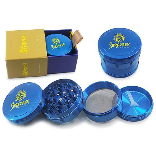"Shredder - Blue Drum (2.2"")(55mm)"