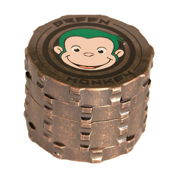 "Green Monkey Grinder HQ - 1.5"" (40mm)"