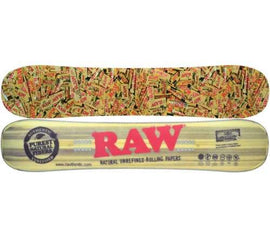 Raw Custom Snowboard 148cm (1 Count)