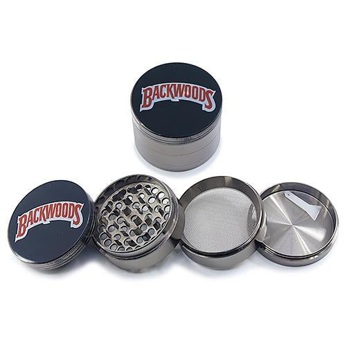 "Woods Aluminum Grinder - 2.5"" (63mm)"