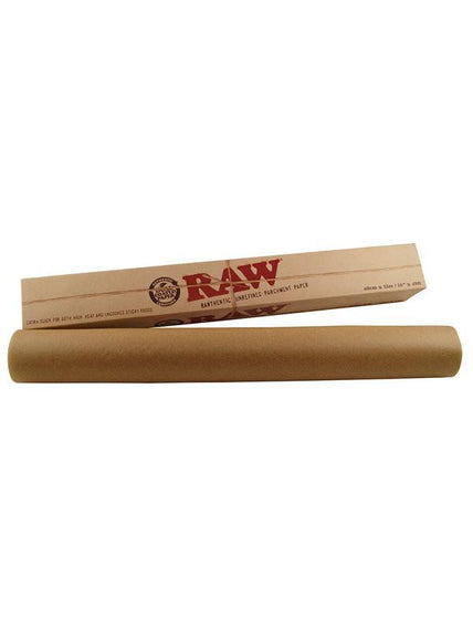 "RAW Unrefined Parchment Paper 40cm x 15m (16"" x 49ft)"