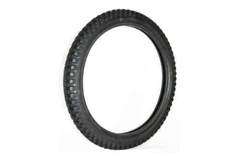 24.0 Tire - 19'' x 2.50 MC trials, Vee Rubber. For 24.0R Junior (front only) and 24.0R (front and rear)