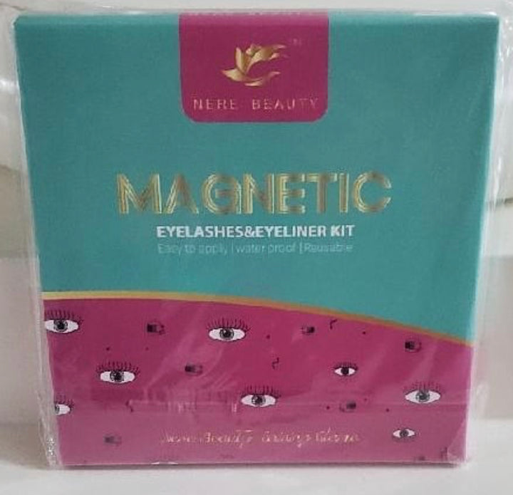 Magnetic Eyelashes Set - Fit Glam Glow
