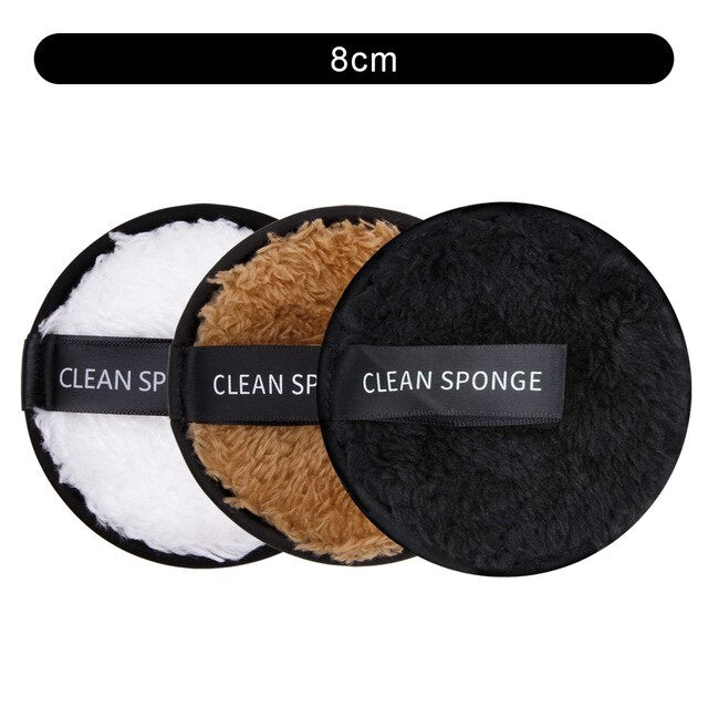 Reusable Makeup Removal Sponge - Fit Glam Glow