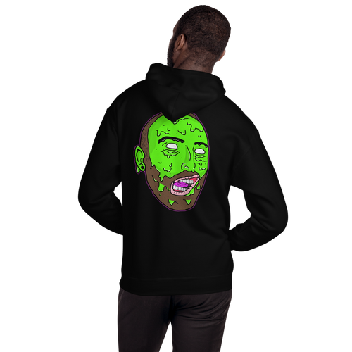 BS-Grime Hoodie - Front and Back Print