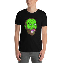 Load image into Gallery viewer, GRIME - Black - Short-Sleeve Unisex T-Shirt