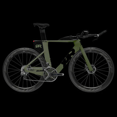 QuintanaRoo PRFive Disc - Army Green (Frame, Fork, Seatpost ONLY)