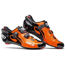 Load image into Gallery viewer, Sidi Wire Carbon Orange Black