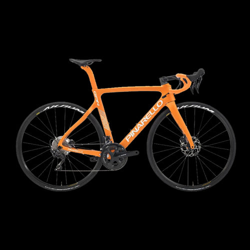 Pinarello Gan Disk Road Bike Orange