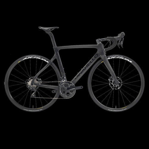Pinarello Gan Disk Road Bike Black