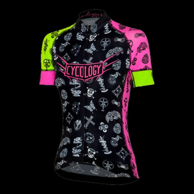 Cycology Velosophy Women's Jersey - Best Cycling Jersey In India