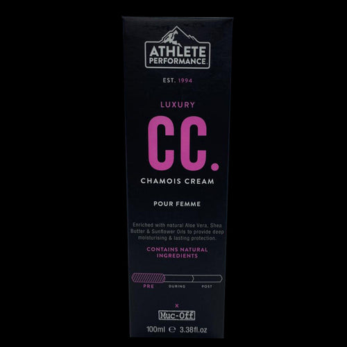 Muc-Off Athlete Performance Chamois Cream For Women- 100ml