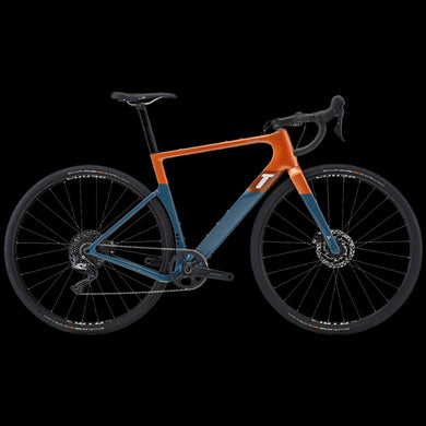 3T Exploro Race - Colour Orange Grey