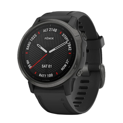 Garmin Smart Watch Fenix 6S Carbon Gray DLC