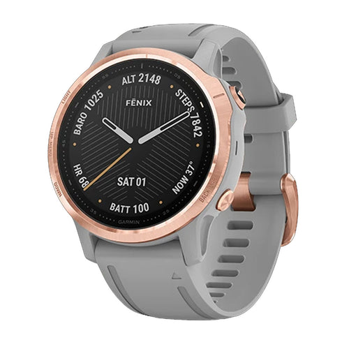 Garmin Smart Watch Fenix 6S RoseGold/Grey