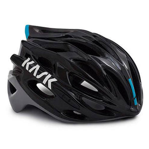 Kask Mojito - Black Ash Light Blue - Size Medium