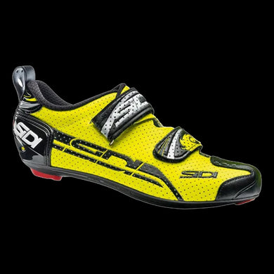 Sidi T-4 Air Yellow Fluo Black