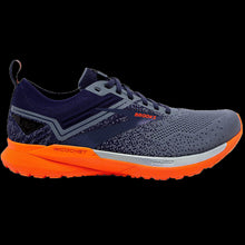 Load image into Gallery viewer, Brooks Ricochet 3 Navy Grey Scarlet