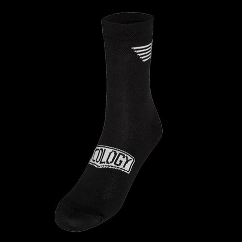 Cycology Black Cycling Socks