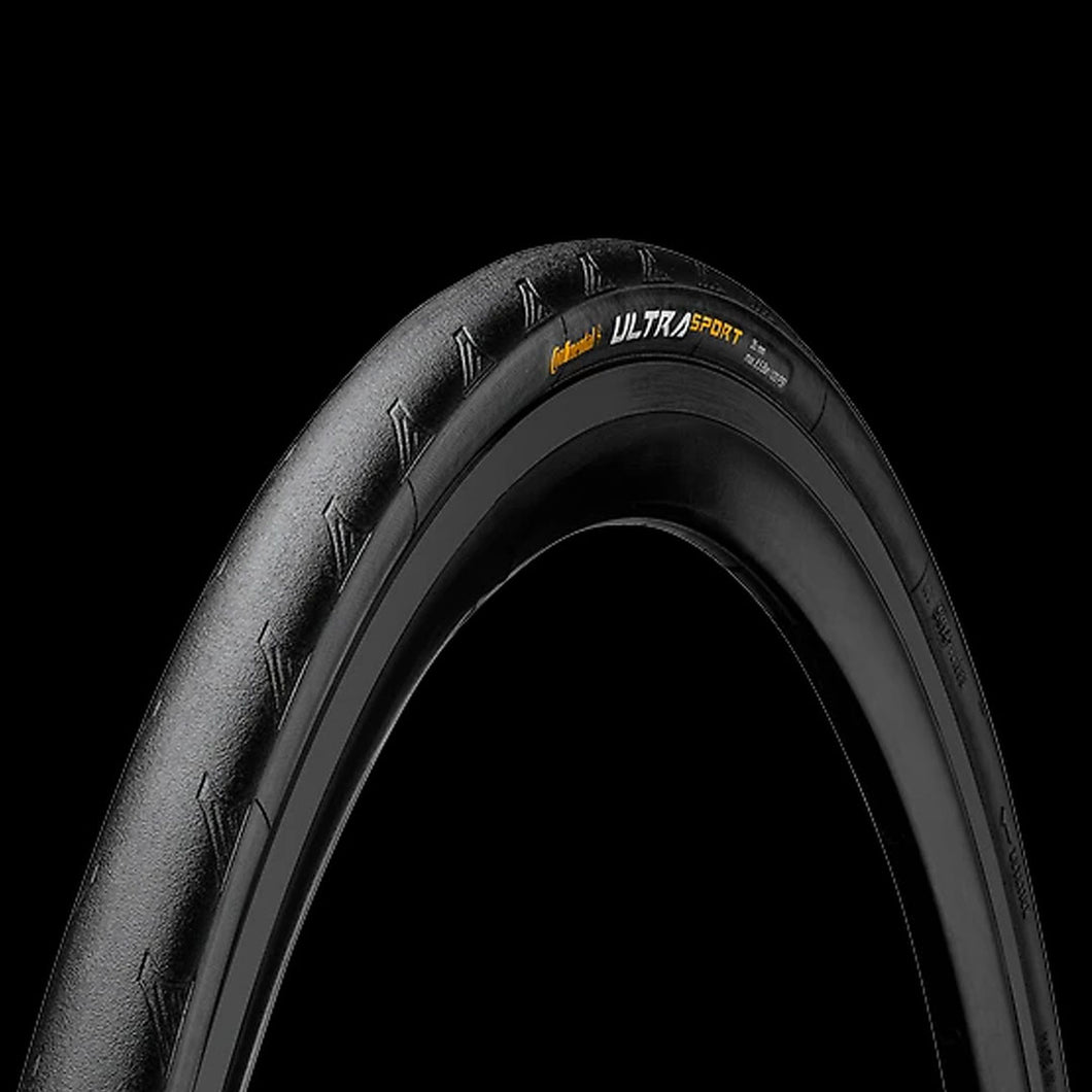 Continental Ultra Sport II Folding Road Bike Tire 700x25C