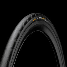 Load image into Gallery viewer, Continental Ultra Sport II Folding Road Bike Tire 700x25C