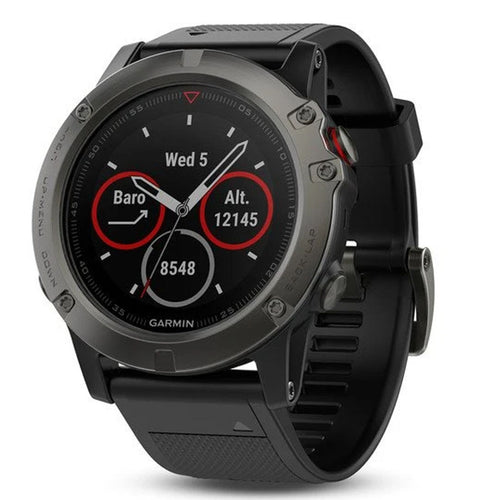 Garmin Smart Watch Fenix 5X Sapphire Glass