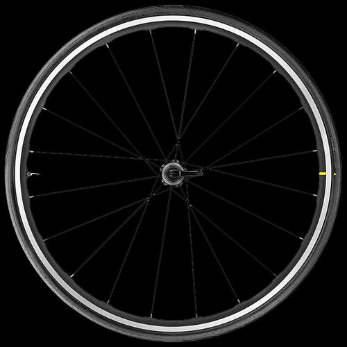 Mavic Ksyrium Elite UST (Rim Brake)